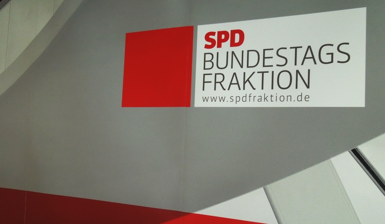 Logo der SPD-Bundestagsfraktion