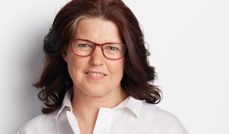 Ute Vogt, Bild des Wahlplakates zur Bundestagswahl 2017
